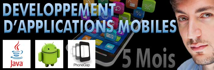 Développement Applications Mobiles sous Android